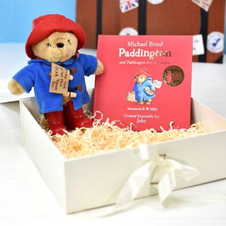 Paddington Personalised Gift Set
